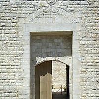 old portal ancient door 10