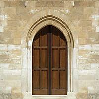 old portal ancient door 13