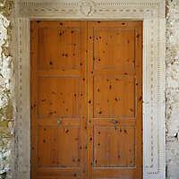 medieval old door8