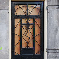 neoclassical wood door 11