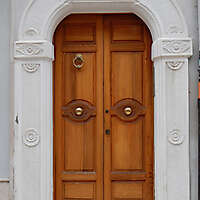 neoclassical wood door 27