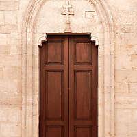 neoclassical wood door 28