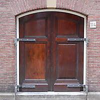 neoclassical wood door 29