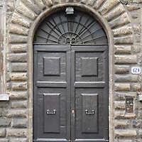 medieval old wood door 10