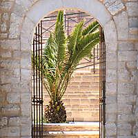 old portal ancient door 6
