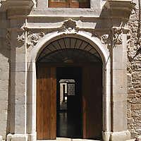 old portal ancient door 9