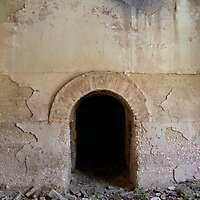old stone door architecture 2