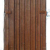 poor door brown