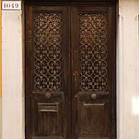 wooden door from venice 23