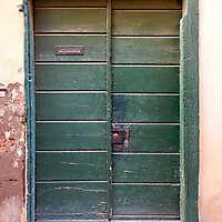 wooden door from venice 39