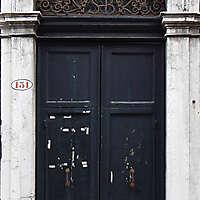 wooden door from venice 3