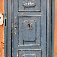 wooden door from venice 14