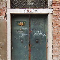 wooden door from venice 8