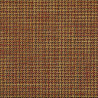 orange mix fabric