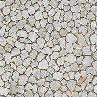 irregular stone floor