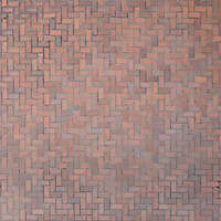 clay red tiles