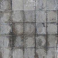 dirt concrete tiles 1