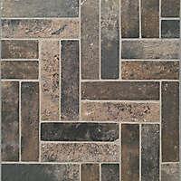 floor bricks random