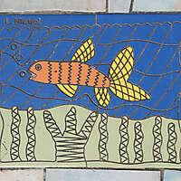 fish mosaic 11