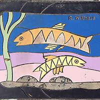 fish mosaic 6