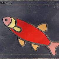fish mosaic 9