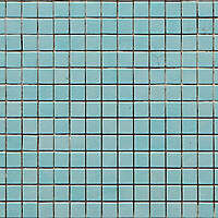 mosaic pool tiles green