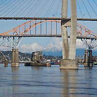 bridges and mountains