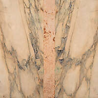 yellow grey marble