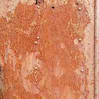 heavy rust panel