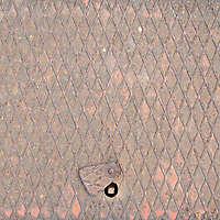 rusted threadplate