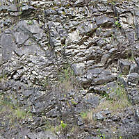 rock lava wall 1