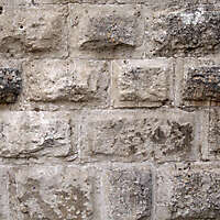 Stone medieval blocks