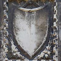 medieval stone emblem venice 5