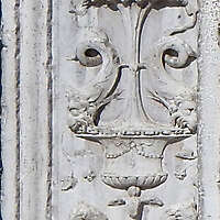 medieval stone ornament venice 24