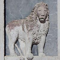 medieval stone ornament venice 26