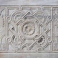 medieval stone ornament venice 7