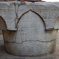 medieval stone well