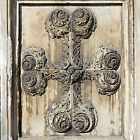old stone emblem from florence 23