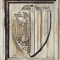 old stone emblem from florence 24