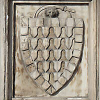 old stone emblem from florence 25
