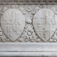 old stone emblem from florence 5