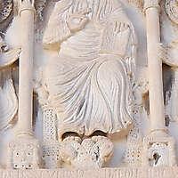 saint statue ornament 35