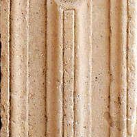 square stone frame ornamnet