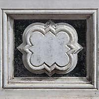 stone frame ornament 5
