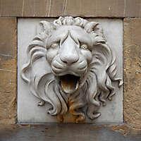 stone lion ornament 1