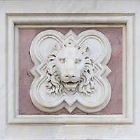 stone lion ornament 2