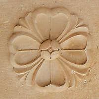 stone ornament flower 1