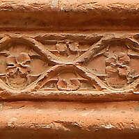 venice tile decoration
