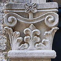 stone pillar capital 13