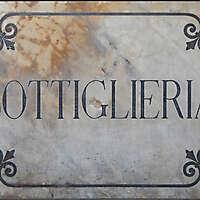 bottiglieria stone plate